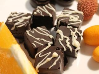 Ручные шоколадные конфеты