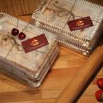 Пирожные домашние Профитроли